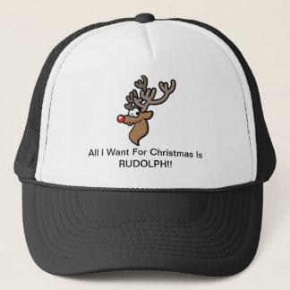 Cute Christmas Hat for Deer Hunters