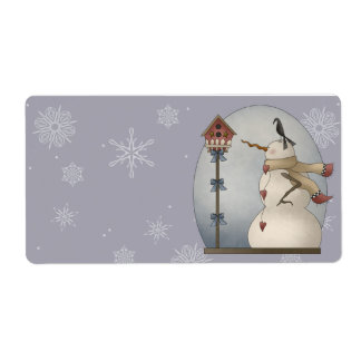 Cute Christmas Labels