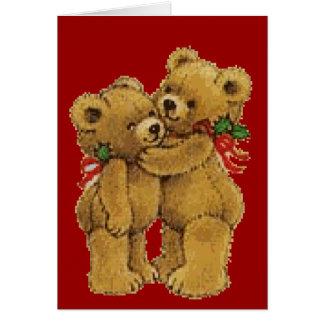 Cute Christmas Pair Cards