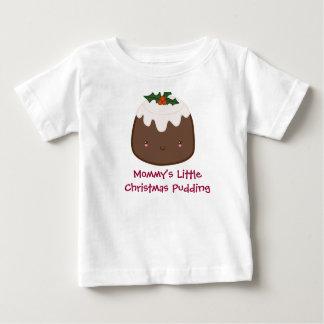 Cute Christmas Pudding Tee Shirt