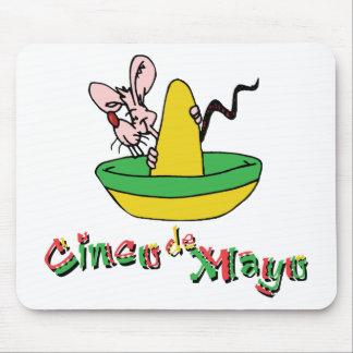Cute Cinco de Mayo Mousepads