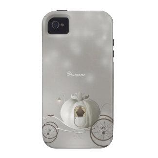 Cute Cinderella Story iPhone 4 Case