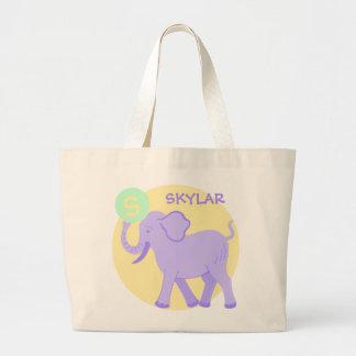 Cute Circus | Baby Elephant Diaper Bag Boy Girl
