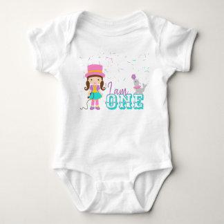 Cute Circus Onsie Baby Bodysuit