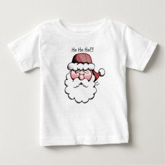 Cute Classic Santa Clause Baby T shirt