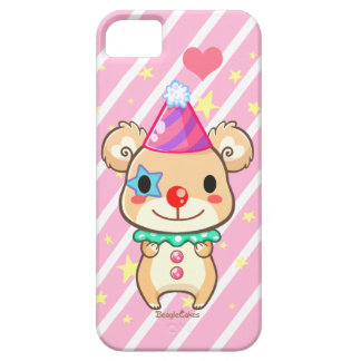 Cute Clow Bear Phone Case iPhone 5 Covers
