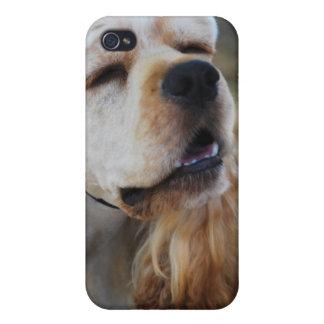 Cute Cocker iPhone 4/4S Case
