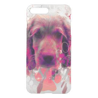 Cute Cocker Spaniel Design iPhone 7 Plus Case