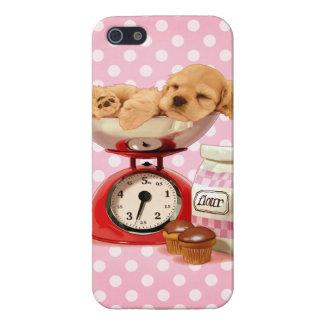 Cute Cocker Spaniel iPhone 5 Covers