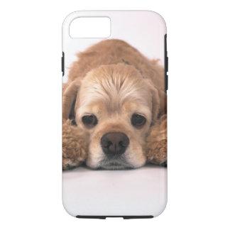 Cute Cocker Spaniel iPhone 8/7 Case