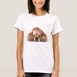 Cute Cocker Spaniel T-Shirt
