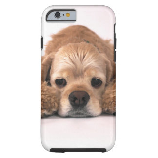 Cute Cocker Spaniel Tough iPhone 6 Case