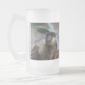 Cute Collared Lemur Mug