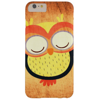 cute colored owl barely there iPhone 6 plus case