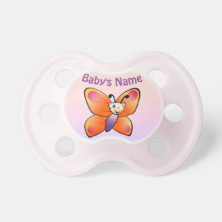 Cute Colorful Butterfly Cartoon Dummy