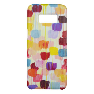 Cute colorful painting flowers Case-Mate samsung galaxy s8 case