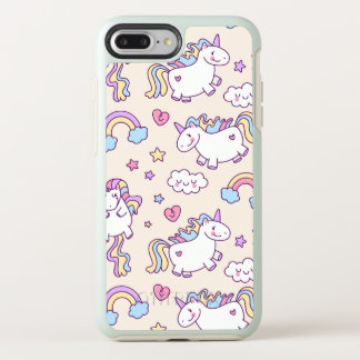 Cute & Colorful Rainbows and Unicorns Phone Case