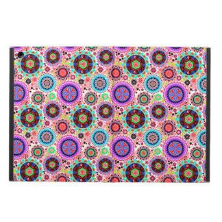 Cute colorful seamless decorative design iPad air cover