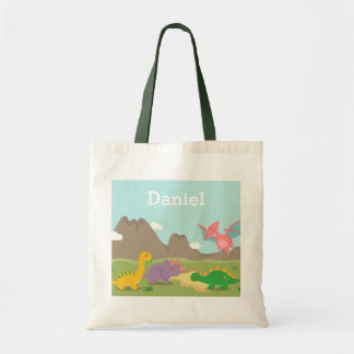 Cute Colourful Dinosaurs For kids Bags
