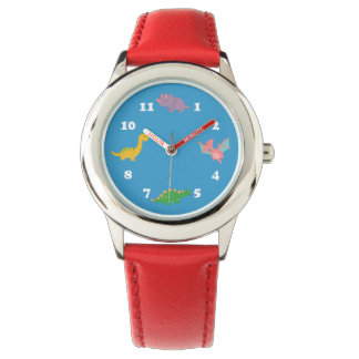 Cute Colourful Dinosaurs for Kids Watch