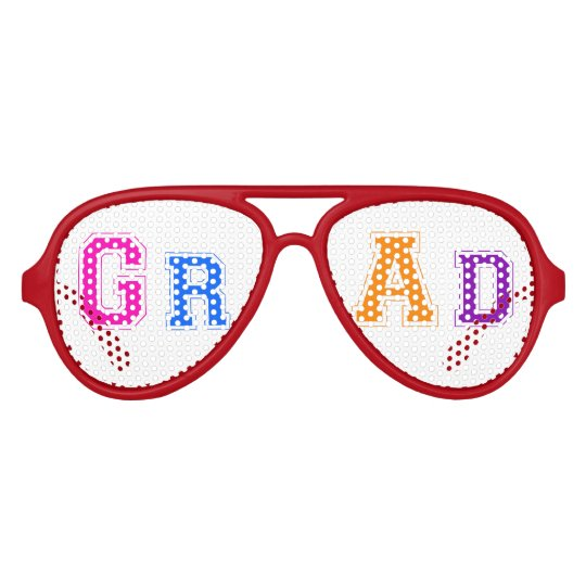 Cute Colourful GrAd Text Design