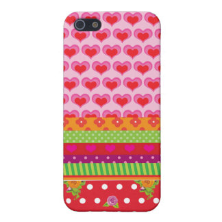 Cute colourful iphone case for girls iPhone 5/5S cases
