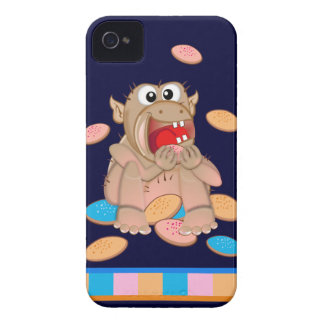 Cute Cookie Monster Blackberry bold case