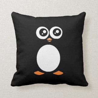 Cute Cool Penguin Pillow
