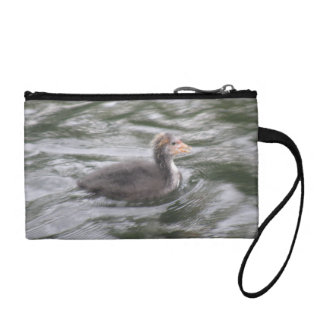Cute Coot Chick on Choppy Waters Bagettes Bag