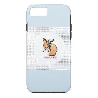 Cute Corgi Puppy Phone Case. iPhone 8/7 Case