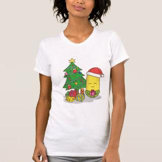 Cute Corn Christmas Tree Decorations T-Shirt