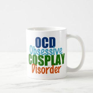 Cute Cosplay Basic White Mug