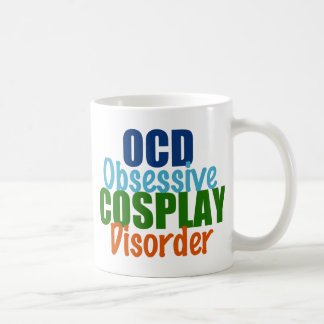 Cute Cosplay Coffee Mug