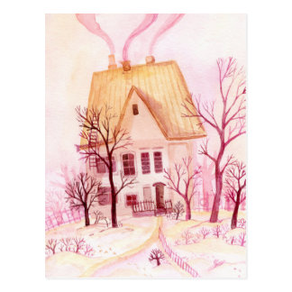 Cute cottage post cards