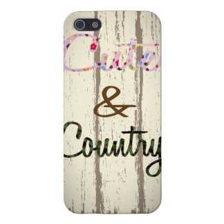 Cute & Country Iphone5 case iPhone 5 Covers