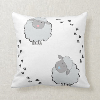 Cute Couple Cushion