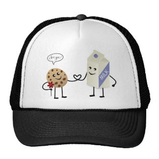 Cute Couple - Milk and Cookie Cap