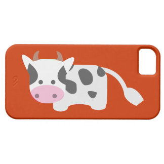 Cute Cow Barely There iPhone 5 Case