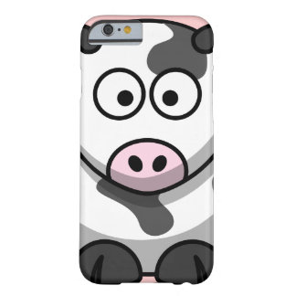 Cute Cow Barely There iPhone 6 Case