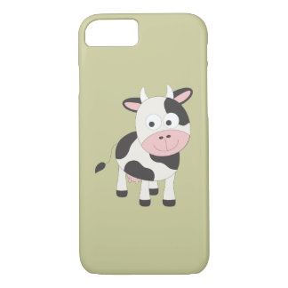 Cute cow iPhone 8/7 case