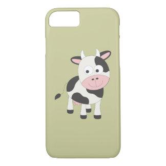 Cute cow iPhone 8/7 case