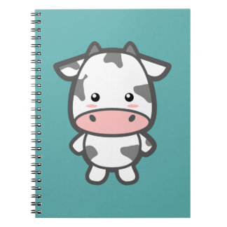 Cute Cow Notebook