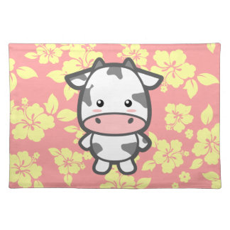 Cute Cow Placemat