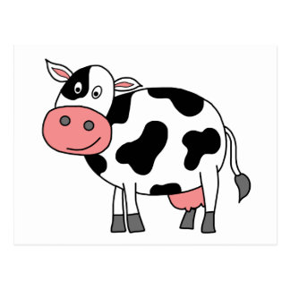 Cute Cow Post Cards