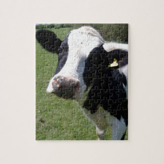 Cute Cow Puzzles
