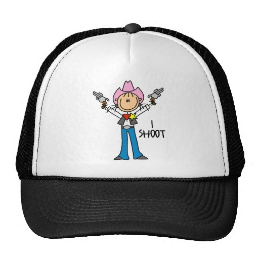 Cute Cowgirl Gift Trucker Hat