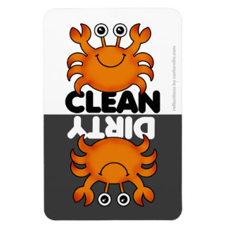 Cute Crab Dishwasher Magnet