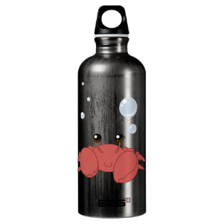 Cute crab SIGG traveller 0.6L water bottle