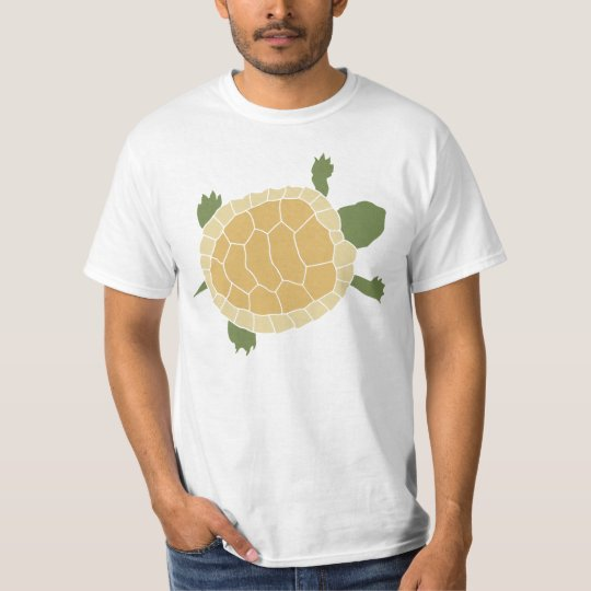 Cute Crawling Little Turtle Tortoise T-Shirt