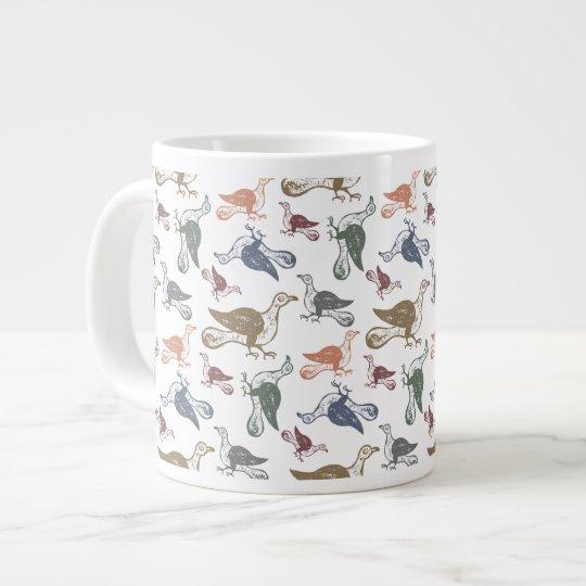 Cute Crazy Bird Pattern - Bird Watcher's Funny